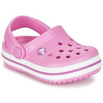 Crocs Zuecos Crocband Clog Kids para niña