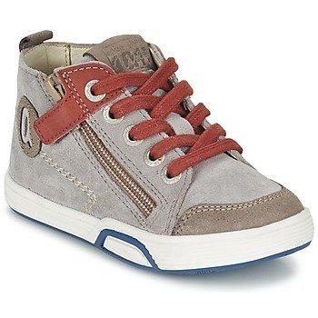 Aster Zapatillas altas ROJAC para niño