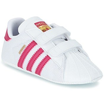 adidas Zapatillas SUPERSTAR CRIB para niña