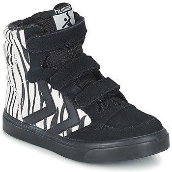 Hummel Zapatillas altas STADIL ZEBRA JR para niño