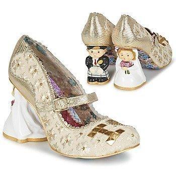 Irregular Choice Zapatos de tacón I LOVE YOU para mujer
