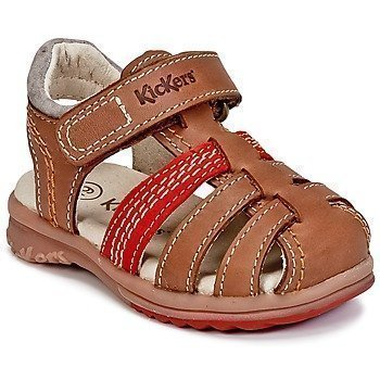 Kickers Sandalias PLATINIUM para niño