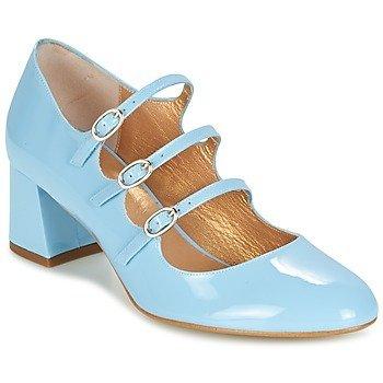 Mellow Yellow Zapatos de tacón BYDOUDOU para mujer