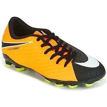 Nike Zapatillas de fútbol HYPERVENOM PHELON III FG JUNIOR para niño