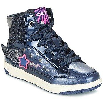 Geox Zapatillas altas J CREAMY A para niña