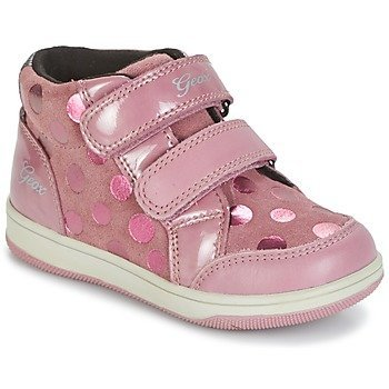 Geox Zapatillas altas B NEW FLICK G. F para niña