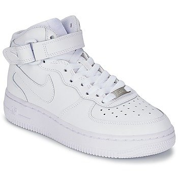 Nike Zapatillas altas AIR FORCE 1 MID para niña
