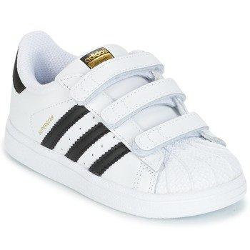adidas Zapatillas SUPERSTAR CF I para niña