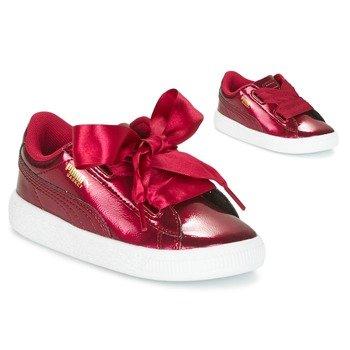 Puma Zapatillas BASKET HEART GLAM INF para niña