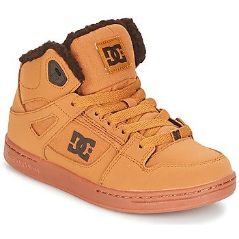DC Shoes Zapatillas altas REBOUND WNT para niño