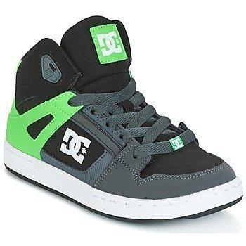 DC Shoes Zapatillas altas REBOUND SE para niña
