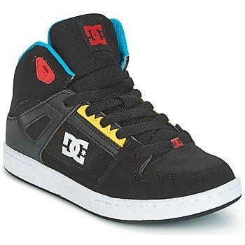 DC Shoes Zapatillas altas REBOUND para niña