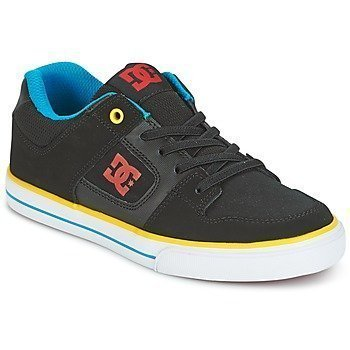 DC Shoes Zapatillas skate PURE ELASTIC para niño