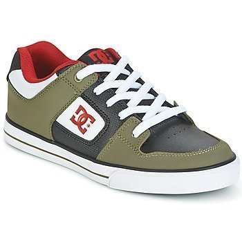 DC Shoes Zapatillas skate PURE para niño