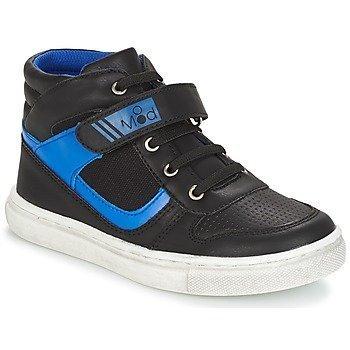 Mod'8 Zapatillas altas SWAN para niño