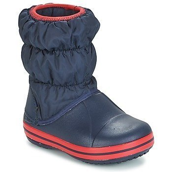 Crocs Botas de agua WINTER PUFF BOOT KIDS para niña