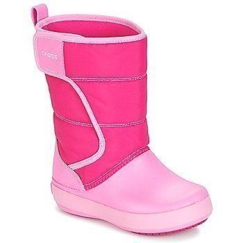 Crocs Botas de agua LODGE POINT SNOW BOOT para niña