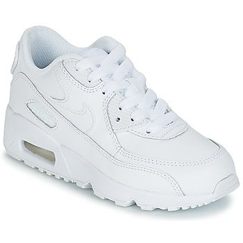 Nike Zapatillas AIR MAX 90 LEATHER PRE-SCHOOL para niño