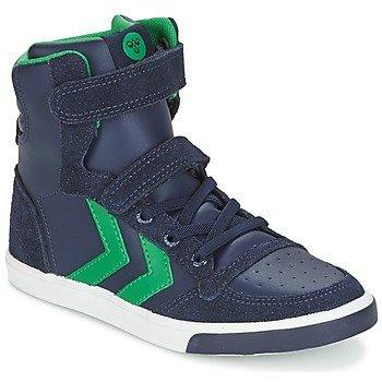 Hummel Zapatillas altas SLIMMER STADIL HIGH JR para niño