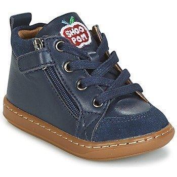 Shoo Pom Zapatillas altas BOUBA BI ZIP para niño