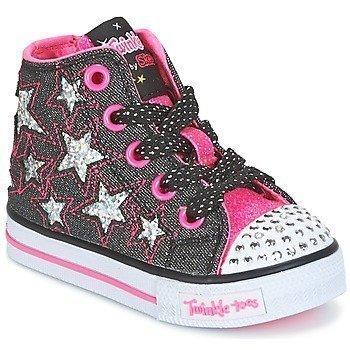 Skechers Zapatillas altas TWINKLE TOES SHUFFLES para niña