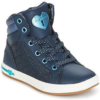 Skechers Zapatillas altas SHOUTOUTS GIRLS para niña
