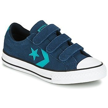 Converse Zapatillas STAR PLAYER EV V STAR PLAYER SUEDE OX NAVY/DARK OBSIDIAN/TURBO G para niña