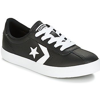 Converse Zapatillas BREAKPOINT FOUNDATIONAL LEATHER BP OX BLACK/WHITE/BLACK para niño