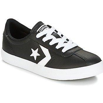 Converse Zapatillas BREAKPOINT FOUNDATIONAL LEATHER BP OX BLACK/WHITE/BLACK para niña