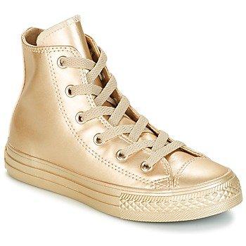 Converse Zapatillas altas CHUCK TAYLOR ALL STAR METALLIC LEATHER HI METALLIC LEATHER HI GO para niña