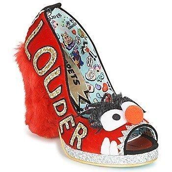 Irregular Choice Zapatos de tacón LOUDER! para mujer