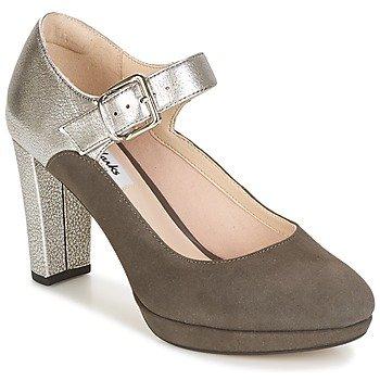 Clarks Zapatos de tacón Kendra Gaby para mujer