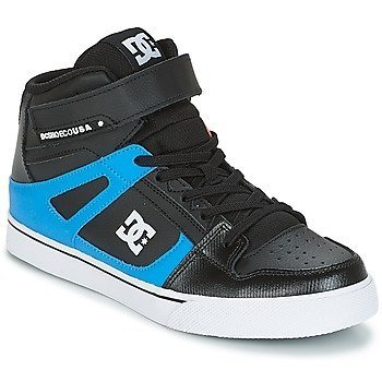 DC Shoes Zapatillas altas PURE HT SE EV B SHOE XKRB para niño