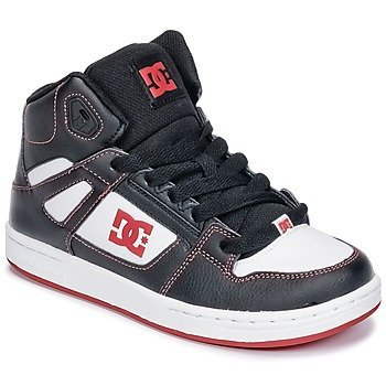 DC Shoes Zapatillas altas PURE HT B SHOE XKRW para niño