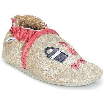 Robeez Pantuflas BEACH SUMMER para niña