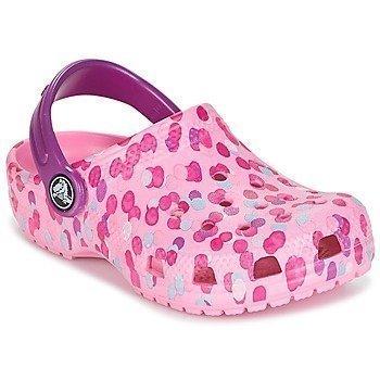 Crocs Zuecos CLASSIC GRAPHIC CLOG K para niña