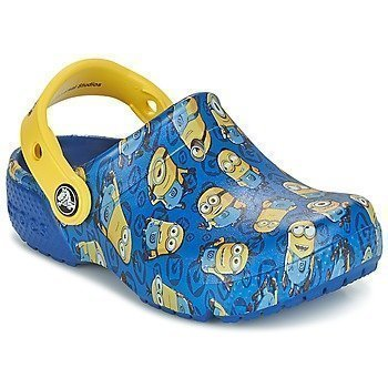 Crocs Zuecos CROCS FL MINIONS GRAPHIC CLOG K para niño