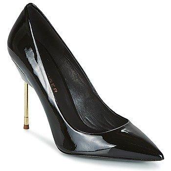 KG by Kurt Geiger Zapatos de tacón FULL-COURT-METAL-HEEL-BLACK para mujer