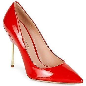 KG by Kurt Geiger Zapatos de tacón FULL-COURT-METAL-HEEL-RED para mujer