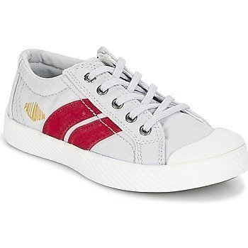 Palladium Zapatillas PALLAFLAME LOW CVS para niño