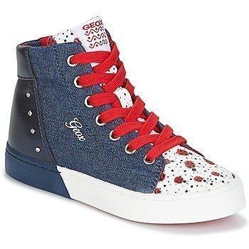 Geox Zapatillas altas J CIAK G. C para niña