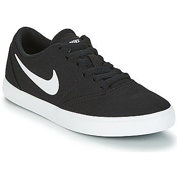 Nike Zapatillas SB CHECK CANVAS GROUNDSCHOOL SKATEBOARDING para niño