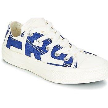 Converse Zapatillas Chuck Taylor All Star Ox Converse Wordmark para niña