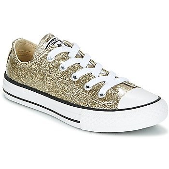 Converse Zapatillas Chuck Taylor All Star Ox Seasonal Glitter para niña
