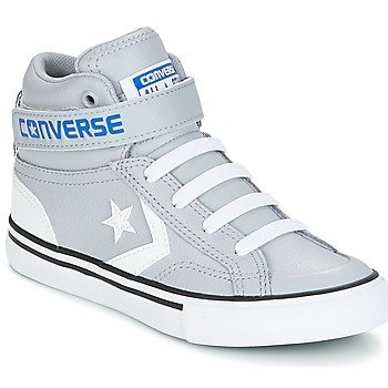 Converse Zapatillas altas Pro Blaze Strap Stretch Hi Sport Leather para niño