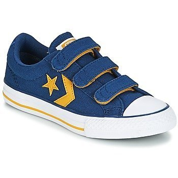 Converse Zapatillas Star Player EV 3V Ox Sport Canvas para niño