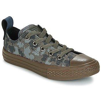 Converse Zapatillas Chuck Taylor All Star Ox Utility Camo para niña