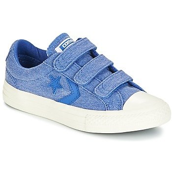 Converse Zapatillas Star Player EV V Ox March Canvas para niño