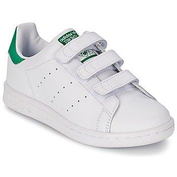 adidas Zapatillas STAN SMITH CF C para niño