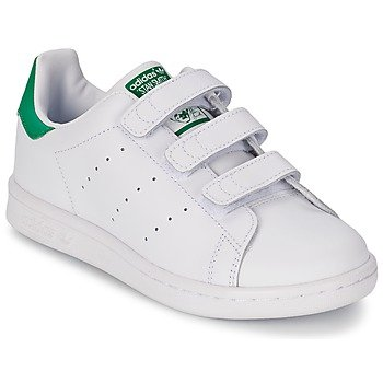 adidas Zapatillas STAN SMITH CF C para niña